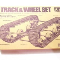 Track & Wheel Set Tamiya