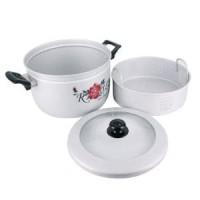 Harga maspion panca guna 28 cm steamer cooker panci dandang | Hargalu.com