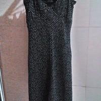 Jual Preloved Dress Wanita Polkadot Executive Ukuran M Murah