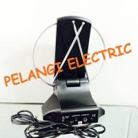 Jual  Antena Dalam Digital Booster  Indoor INTRA HM 001 T1310 Murah