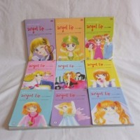 Komik Angel Lip 1 9 Tamat Arai Kiyoko Manga