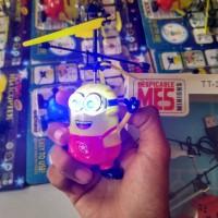 Jual Mainan terbang Minion drone Murah