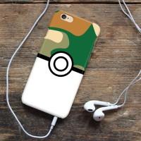 Jual Pokemon Ball Camo iphone case 5s oppo f1s redmi note 3 pro s6  Vivo Murah