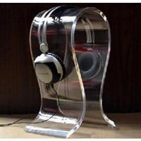 Jual Paling Laris Stand Holder Display Headphone Headset Acrylic Universal Murah