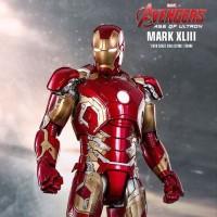 Hot Toys Iron Man 43 MMS278D09 Ironman Mark XLIII DieCast