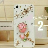 Handmade softcase blink casing hp vivo V5/V5S/V5 Plus/X3S