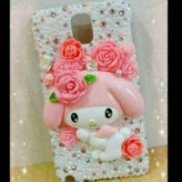 Handmade softcase blink casing hp Oppo F3/A37/F1S/A57