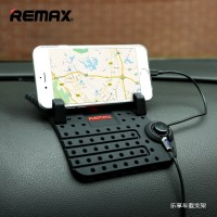 Jual Remax Car Holder Super Flexible CS101 for Micro USB & Lightning iPhone Murah
