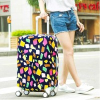 Jual Sarung Koper Bahan Stretch - Luggage Cover - First Project - 24 inch Murah