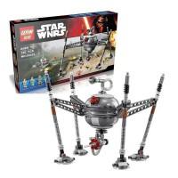 harga Lepin Bricks 05025 Starwars Track Guided Robot Spider Tokopedia.com