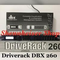 DBX Driverack 260 Speaker Management DBX 260