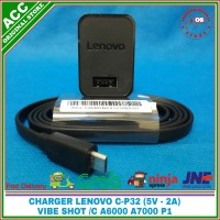 Charger LENOVO VIBE Shot VIBE Z2 A7000 P1 K4 Note ORIGINAL 100% 5V-2A