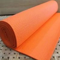 Jual Matras Yoga Tebal 6MM / Matras Senam / Yoga Mat + TAS Murah