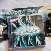 Jual VCD Movie Original X-Men 1 2 Dan The Last Stand Murah