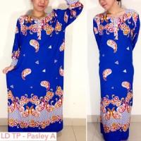 Jual Batik Hengky - Baju Daster Wanita Tidur Hamil Muslim Dress Murah