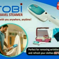 Jual Termurah Setrika Tobi ( Tobi Travel Steamer) Murah