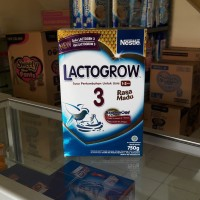 Jual Lactogrow 3 Madu 750gr Murah