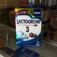 Jual Lactogrow 3 Plain 750gr Murah