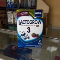 Jual Lactogrow 3 Plain 350gr Murah