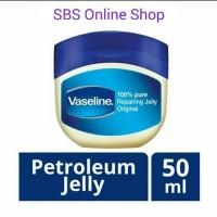 Jual Vaseline Petroleum Jelly Original Made in Unilever India Murah
