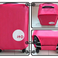Jual PROMO Luggage Cover / Cover Pelindung Koper ITO 28