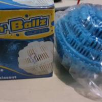 Jual PROMO Clean Ballz Laundry Ball Hemat Sabun Cuci( biru) Murah