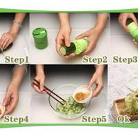 Jual Terlaris Veggie Twister - Alat Pembuat Garnish Spiral Murah
