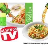 Jual Promo ! Veggie Twister - Alat Pembuat Garnish Spiral Murah