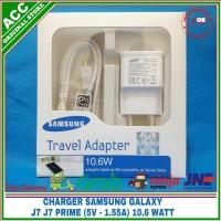 Charger Samsung Galaxy J2 J3 J5 Pro Prime ORIGINAL 100% 1.55 Ampere