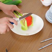 Jual Alat Bantu Masak Potong Buah Tomat Jeruk Jepit Iris Sayuran - H T4 Murah