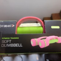 Jual Brasel Soft Dumbbell Fitness Training Murah