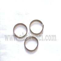 Ring Kunci Stanles Ukuran 22mm Isi 60 Pcs/Bungkus