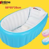 Jual Kolam Bak Mandi Bayi Bahan PVC Aman Di Gunakan / Intime Baby Bath Tub Murah