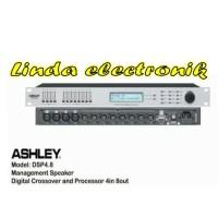 Speaker Management Ashley DSP 4.8