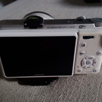 Jual Samsung NX500 Kit 16-50PZ 2nd Murah