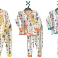Jual setelan piyama VELVET JUNIOR Setelan Baju &  Celana Panjang Size L  Murah