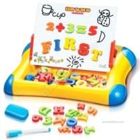 Jual Mainan & Hobi Lainnya Mainan Edukasi Magnetic Learning Case Drawing Murah