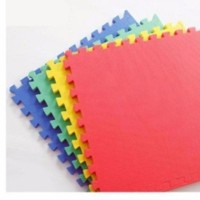 Jual Mainan & Hobi Lainnya Karpet Puzzle Busa Eva Edumats Polos 60X60 Murah