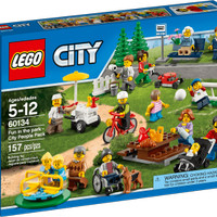 Jual Lego City 60134 People Pack Fun in The Park Murah