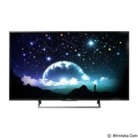 android tv led 43 inch 4K sony KD-43X7500E