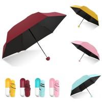 Jual Payung Kapsul Payung Mini lipat 3 Micro Capsule Umbrella anti UV  Murah
