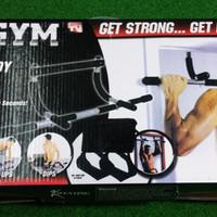Jual peralatan alat oolagraga Alat Fitness Iron Gym / Door G Berkualitas Murah