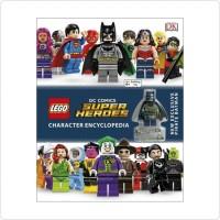 Dc Comics Superheroes Character Encyclopedia Berkualitas