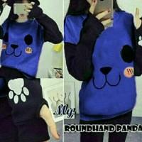 Jual Sweater Roundhand Panda Benhur Limited Murah