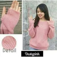Jual Roundhand Sweater Rajut Premium Murah
