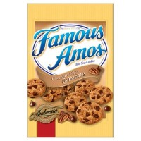 FAMOUS AMOS COOKIE BOX