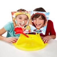 Jual Pie Face Double Face Layer - Mainan Anak Seru Murah
