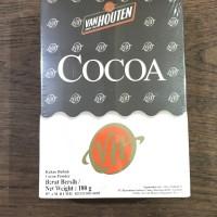 Cokelat Bubuk (Cocoa Chocolate Powder) Van Houten 180gr