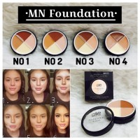 Jual MN FOUNDATION CONCEALER (Me Now for shading Contouring Corrector) Murah