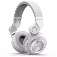 Jual Bluedio T2 Turbine Wireless Bluetooth Headphones - Putih Murah